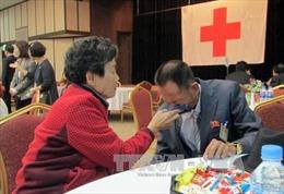 Kết thúc đợt đoàn tụ các gia đình ly tán tại Triều Tiên