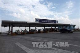 Bắt đầu thu phí bằng thẻ điện tử trên cao tốc Nội Bài – Lào Cai