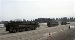 Nga trang bị cho Binh chủng Tên lửa loạt vũ khí mới