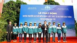 Nâng cao ý thức ATGT trên cao tốc Nội Bài-Lào Cai