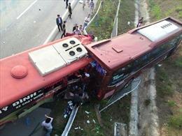 Tai nạn thảm khốc trên cao tốc Nội Bài-Lào Cai, 26 người thương vong