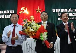 Ông Hồ Kỳ Minh được bầu làm Phó Chủ tịch UBND Đà Nẵng
