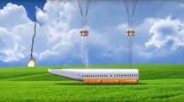 Đột phá cabin tách rời máy bay nếu có tai nạn