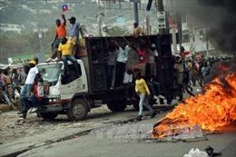 LHQ hối thúc duy trì ổn định tại Haiti