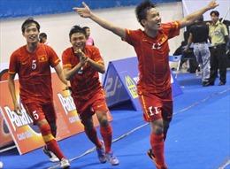 Việt Nam sớm giành vé vào tứ kết châu Á 2016