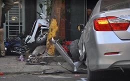 Lái xe gây chết người trên phố Ái Mộ ra trình diện