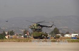 Nga bắt đầu rút khí tài quân sự khỏi Syria