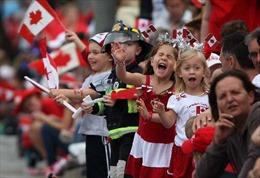 Ấn tượng các ngày nghỉ lễ tại Canada