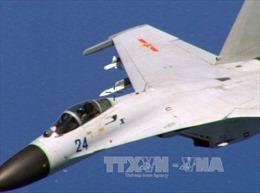 """Máy bay Trung Quốc """"định"""" tấn công máy bay Nhật Bản"""