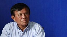Campuchia: Phó Chủ tịch CNRP bị cấm xuất cảnh
