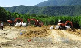 Xả nước không làm mất dấu vết Formosa đổ chất thải