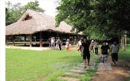 Lượng du khách Khu di tích lịch sử quốc gia Tân Trào tăng cao