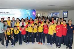 Tuyển Việt Nam bắt đầu hành trình dự VCK Futsal 2016