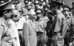 Đồng chí Võ Chí Công với cách mạng Việt Nam