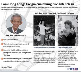 Lâm Hồng Long: Tác giả của những bức ảnh lịch sử