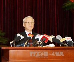 Phát biểu của Tổng Bí thư khai mạc Hội nghị Trung ương 4