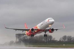 Nhiều chuyến bay đi và đến Hải Phòng của Vietjet bị ảnh hưởng do bão Sarika