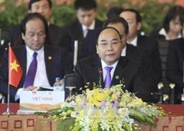 Thủ tướng Nguyễn Xuân Phúc chủ trì Hội nghị cấp cao ACMECS 7, CLMV 8