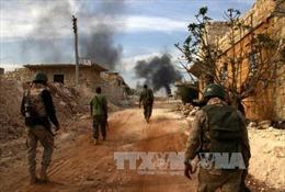 Phe nổi dậy Syria phản công dữ dội hòng phá vòng vây Aleppo