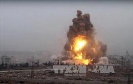 """Phe nổi dậy Syria phản công bằng """"bản sử thi Aleppo"""""""