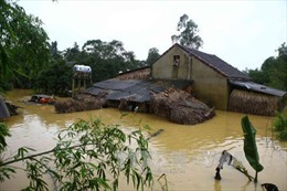 Thành lập 2 đoàn công tác ứng phó mưa lũ tại Trung Bộ