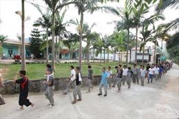 Học viên trung tâm cai nghiện trốn trại tại Bà Rịa - Vũng tàu