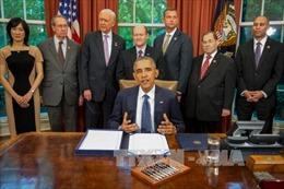 Báo Mỹ lo chính quyền Tổng thống Obama từ bỏ nỗ lực thông qua TPP