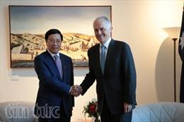 Phó Thủ tướng, Bộ trưởng Ngoại giao Phạm Bình Minh thăm Australia