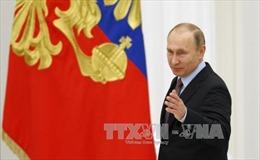 Ông Putin hy vọng quan hệ Nga-Mỹ tốt hơn thời chính quyền Trump