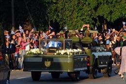 Lý do lãnh tụ Fidel Castro sẽ được an táng tại Santiago de Cuba