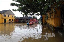 Mưa lũ gây thiệt hại nặng cho người dân Quảng Nam
