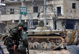 Syria bắt giữ hàng loạt cố vấn quân sự phương Tây ở Đông Aleppo