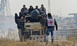 Ngoại trưởng Nga, Mỹ thúc đẩy bình thường hóa tình hình Aleppo