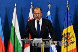 Nga, Thổ Nhĩ Kỳ và Iran nhất trí về tiến trình chính trị tại Syria