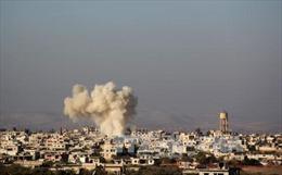 Phiến quân lại oanh kích gần thành phố Aleppo