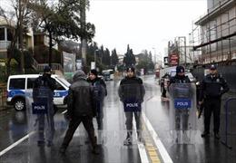 Bắt giữ vợ nghi phạm tấn công hộp đêm ở Thổ Nhĩ Kỳ