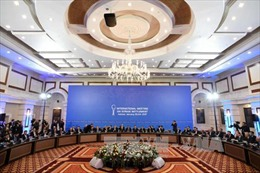 Nga, Thổ Nhĩ Kỳ, Iran ủng hộ phe nổi dậy Syria tham gia đàm phán