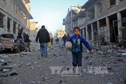 Tổng thống Mỹ tuyên bố sẽ tạo ra các vùng an toàn ở Syria