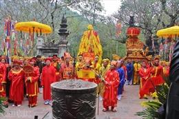 Hội Gióng đền Sóc – Lưu giữ nhiều nét đẹp văn hóa truyền thống