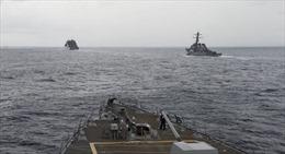 Chính quyền Trump không muốn làm căng thẳng thêm xung đột ở Biển Đông