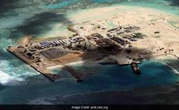 Thượng nghị sĩ Mỹ lên án Trung Quốc quân sự hóa ở Biển Đông