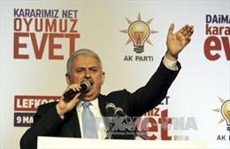 Hà Lan cấm chuyến bay của Thủ tướng Thổ Nhĩ Kỳ hạ cánh