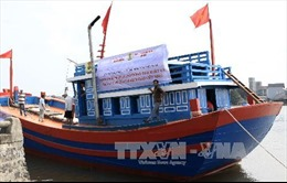 Điểm tựa để ngư dân Lý Sơn vươn khơi, bám biển