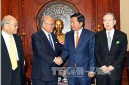Thúc đẩy mối quan hệ Đối tác chiến lược giữa Việt Nam - Nhật Bản