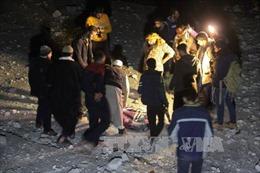 Lầu Năm Góc phủ nhận tấn công đền thờ Hồi giáo tại Syria