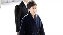 Cựu tổng thống Park Geun-hye xin lỗi người dân