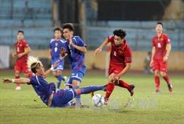 Công Phượng ghi bàn cứu nguy cho đội tuyển Việt Nam