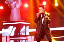 Hot: Trực tiếp tập 7 The Voice- Giọng hát Việt 2017