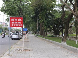 Đà Nẵng: Chuyển biến tốt về trật tự vỉa hè