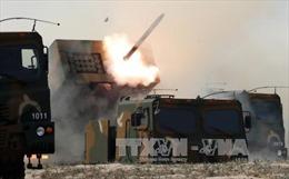 Xuất hiện đồn đoán xảy ra xung đột quân sự trên bán đảo Triều Tiên trong tháng 4/2017